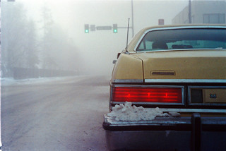Mercury in Ice Fog - Zenit E   by Keysgoclick