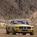 Todd Landon - 1967 Ford Mustang // Richard Morrison & Richard Hamlin - 1958 Mercedes 220S Coupe by ColdTrackDays.com