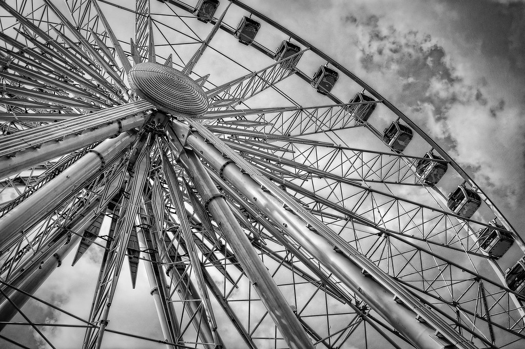 The Sheffield Eye. by Greg McMullin