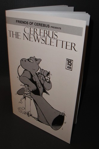 Cerebus The Newsletter #15 | by cerebusfangirl