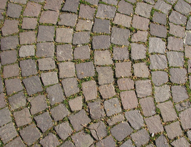 Cobblestones, Sansepolcro