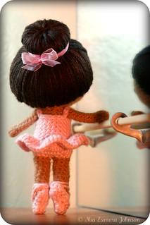 Amigurumi Crochet Amigurumi ballerina (crochet) – Amigurumi Patterns | 319x213