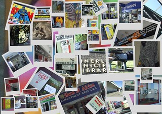 090617 Annerley Junction Shops - Collage by Picasa | by David Jackmanson