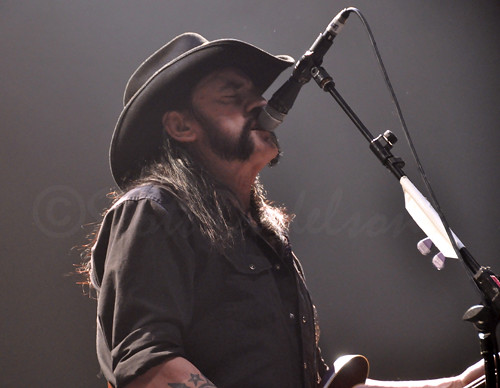 Motorhead (Lemmy Kilmister) - Live in Concert | All photos b