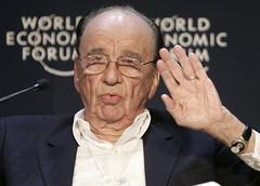 Rupert Murdoch - World Economic Forum Annual Meeting 2009   by World Economic Forum