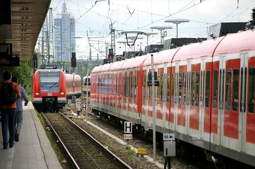 S-Bahn   by Rrrodrigo
