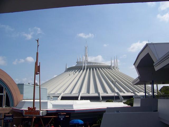 Magic Kingdom - Space Mountain