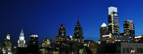 Philadelphia Skyline at Dusk | by Kevin Burkett