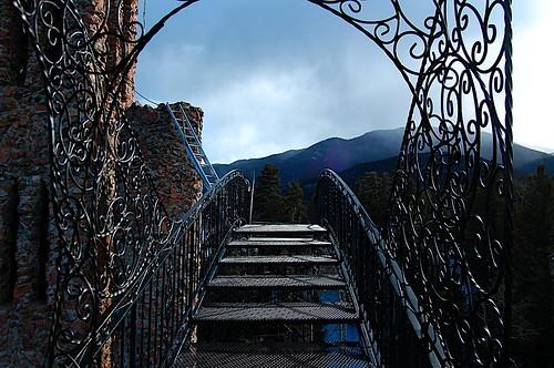 Bishops Castle bridge