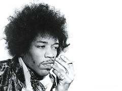 Jimi Hendrix by Harry Goodwin | by bp fallon