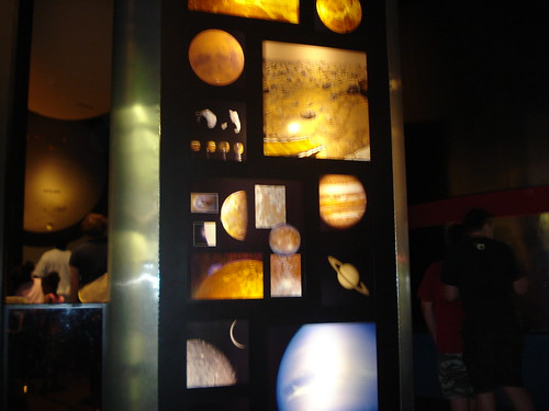 Washington, DC - National Air and Space Museum - Solar System | by ComputerGuy - Wikipedia User