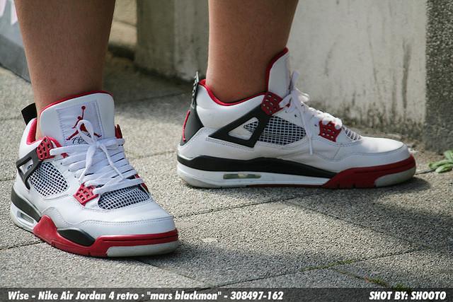 228e4359c1cf1 WDYWT Wise - Nike Air Jordan IV