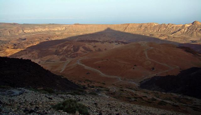 Subida a la cima del Teide Parque Nacional Patrimonio de la Humanidad Isla de Tenerife Islas Canarias 61