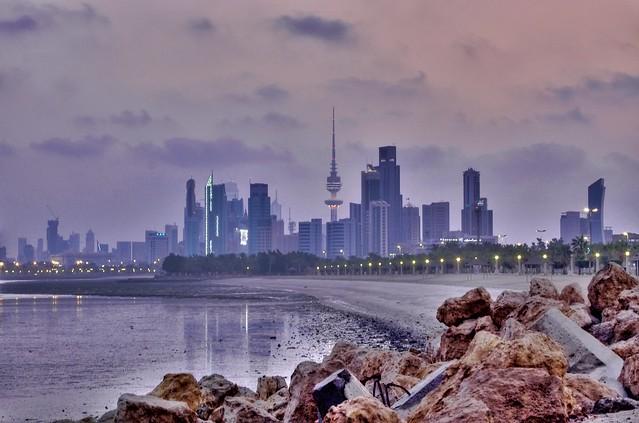 Kuwait Down Town - تصوير عبدالعزيز جوهر حيات