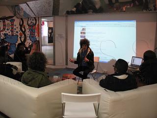 Karima Francis Workshop | by NOISE Lab