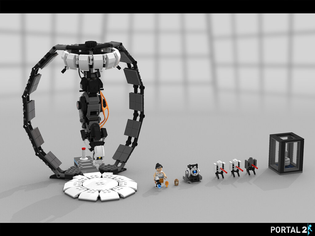 Portal Still Alive Set Overview As One Of The Original M