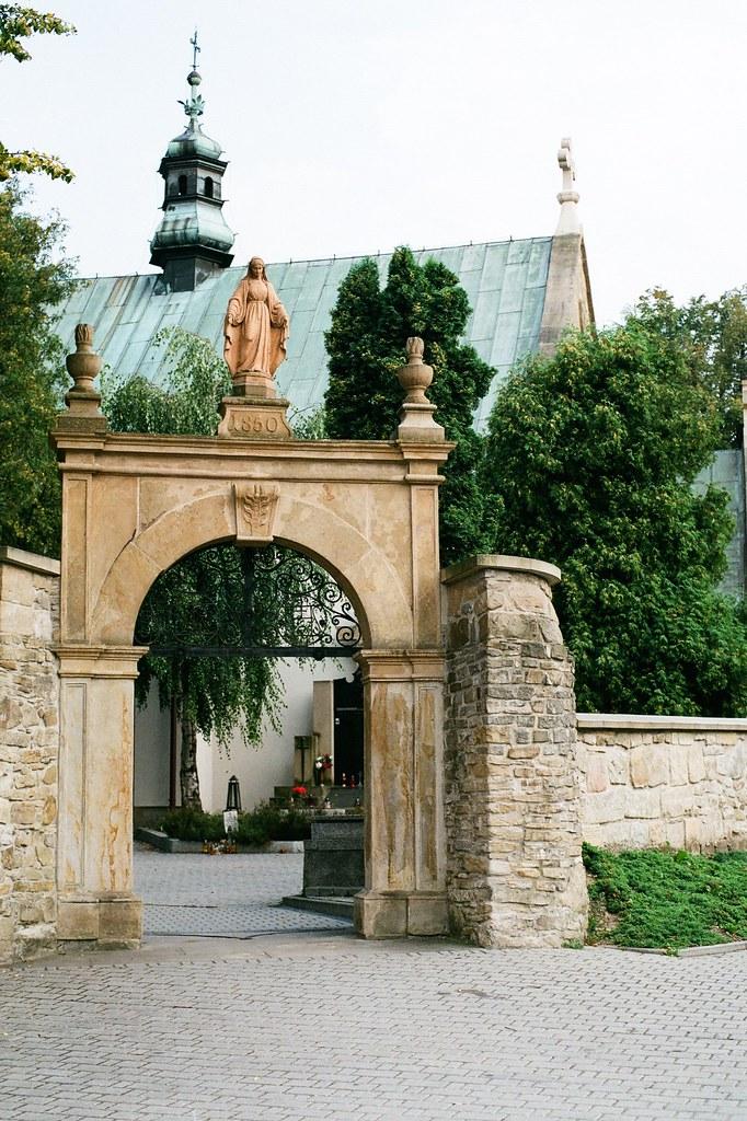 kościół św. Jakuba, Myślenice