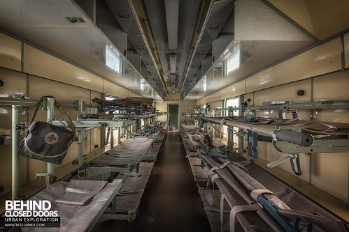 Mobile Medicine | by Behind Closed Doors Urbex