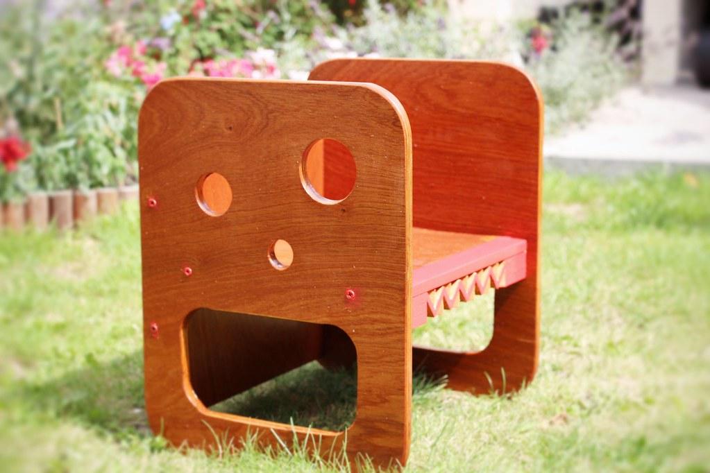Chaise Montessori - 02