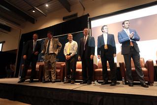 Mark Sanford, Dave Brat, Jim Jordan, Rod Blum, Thomas Massie & Justin Amash