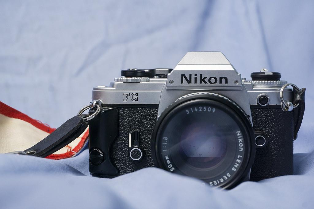 CCR - Review 15 - Nikon FG