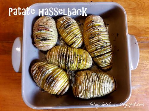 Patate Hasselback | by mammadaia