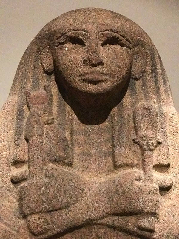 Detail from Torino's Egyptian Museum