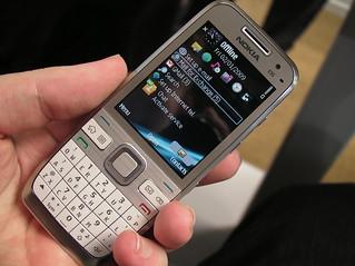 Nokia E55 | by RafeB