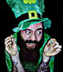 Have You Seen This Leprechaun? Happy St. Patrick's Day to One and All! by faith goble
