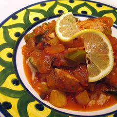 fish stew | by giffconstable