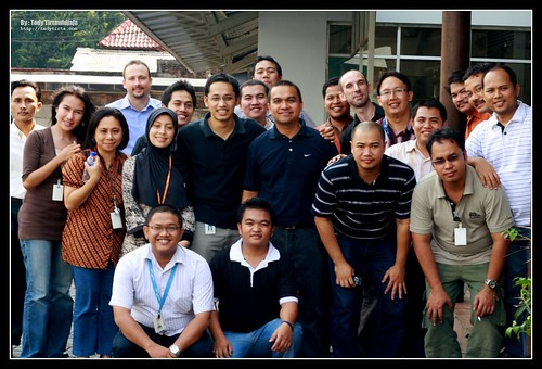Eservglobal Indonesia's Team #2 | by tedytirta
