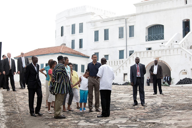 Ghana Year of Return;Africa-Americans are returning to Africa  for good