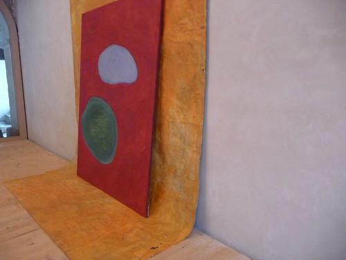 Hanspeter Schmid exhibition preparation | by ideadetective