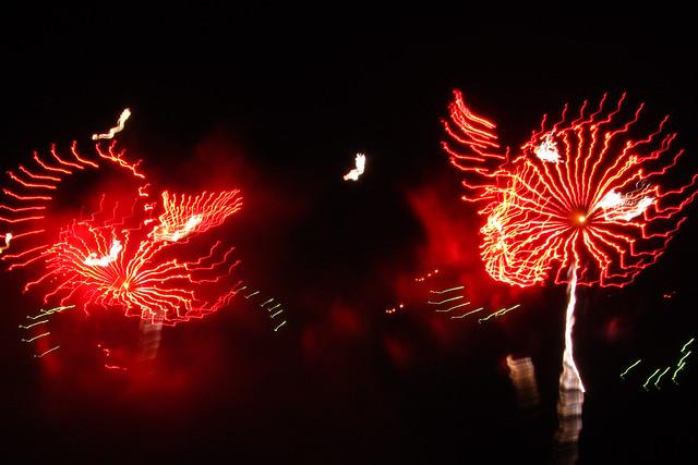 Guy Fawkes celebration - Nov 2012 - Wellington Waterfront - Wellington, Wellington