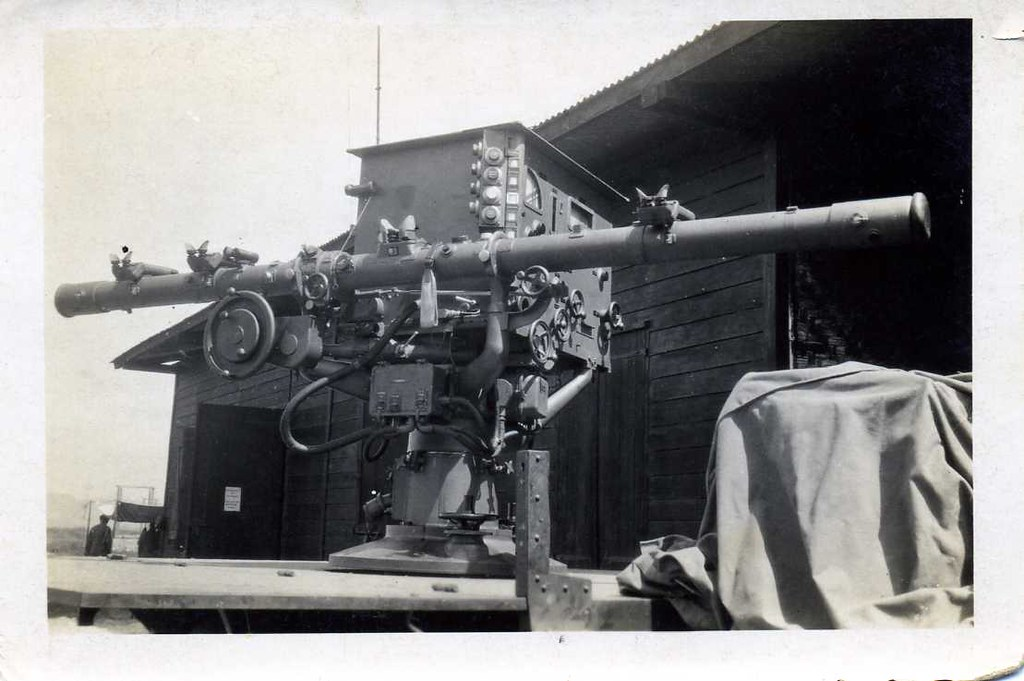 vuurleidingstoestel compleet / fire-control machine , complete , Dutch Indies , late 1930's