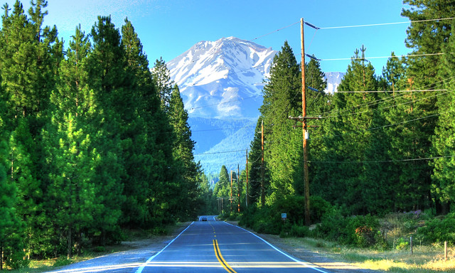 All Roads Lead to Shasta...