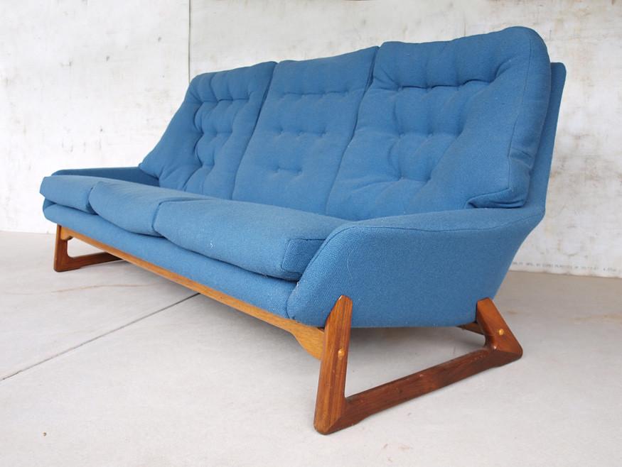 Swell Retro Blue Space Age Lounge Sofa Stores Ebay Com Au The Re Creativecarmelina Interior Chair Design Creativecarmelinacom