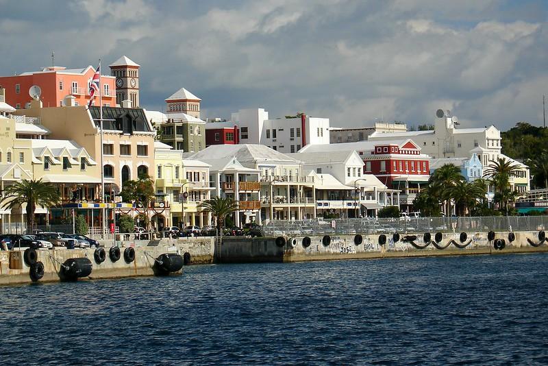 Bermuda.  Hamilton.