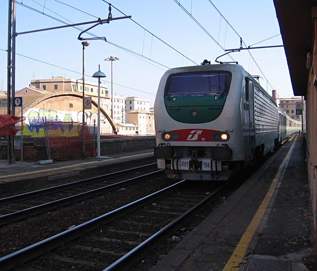 EC Sanremo a Cornigliano