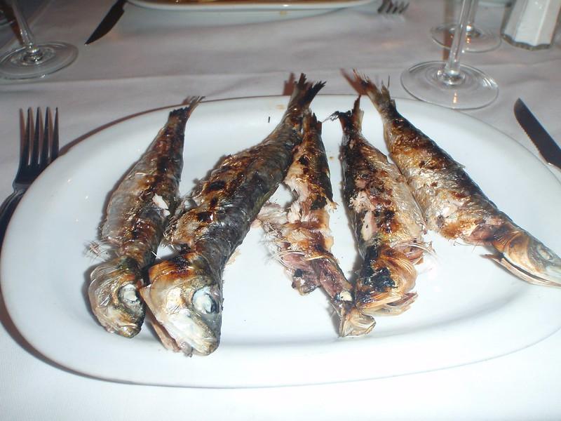 Sardines, Argentina