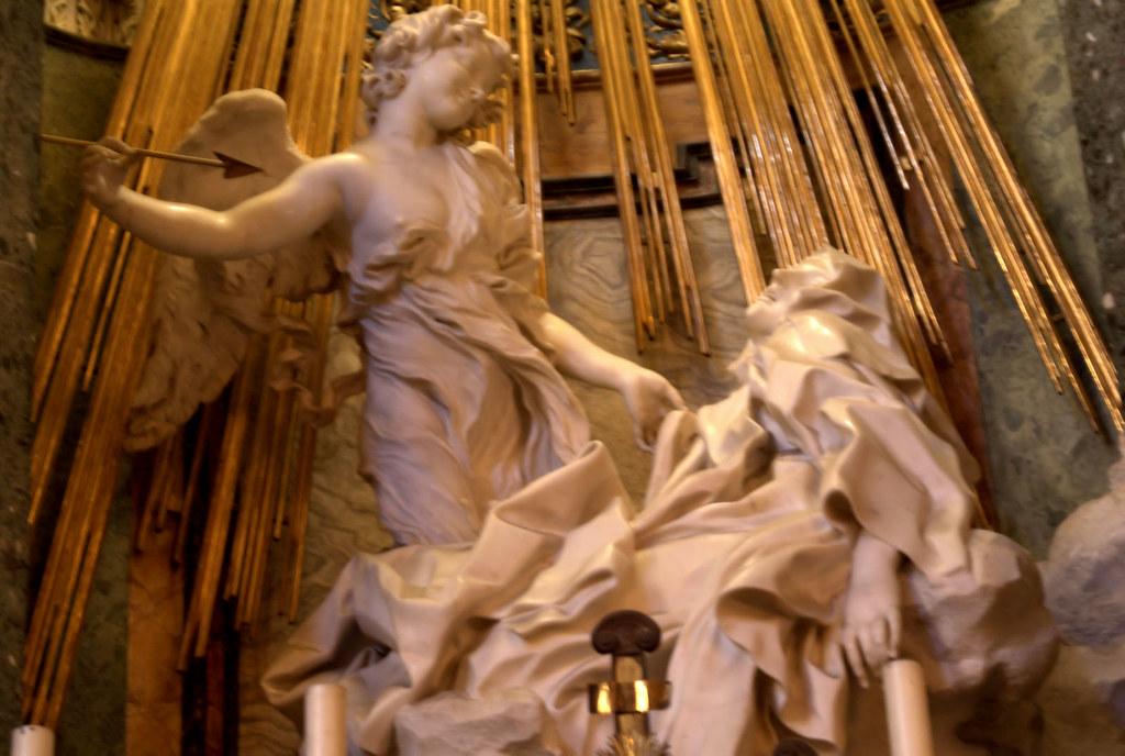 DSC00831 | Bernini's Ecstasy of Saint Teresa statue ...