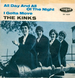 Kinks, The - All Day And All Of The Night - D - 1964 | by Affendaddy
