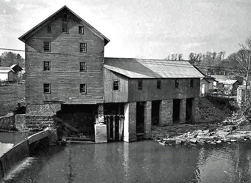 ohio mill river dam appalachia watermill smalltown easternohio dok1