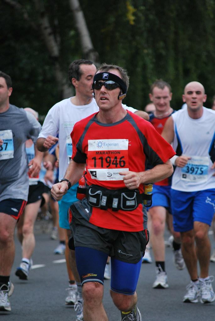 Robin Hood Marathon 2009