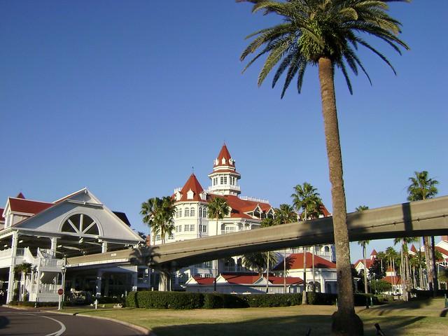 Grand Floridian Resort, Walt Disney World '09 - www.meEncantaViajar.com