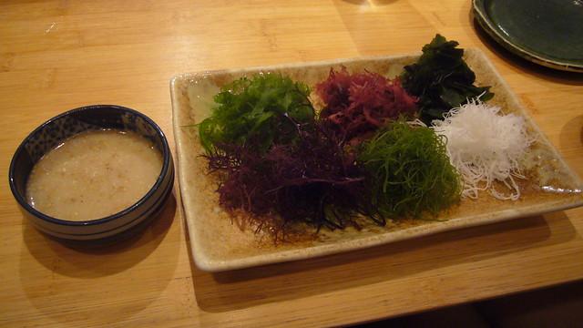 Kaisou seaweed salad