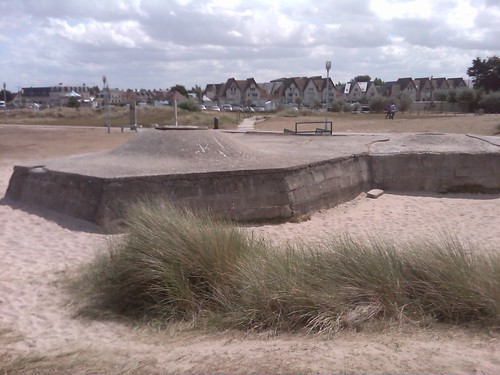 Juno Beach bunker