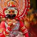 Theyyam at Onam Attahchamyam in Kerala ! by Anoop Negi
