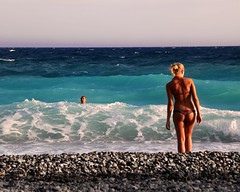 The Girl from Ipanema in Nice