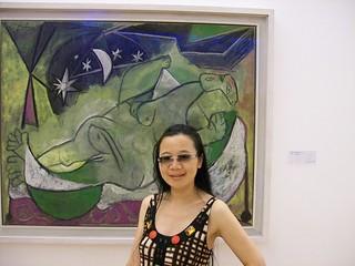 Artbohemia.cz, Pablo Picasso: Femme nue couchée (13.12.1961) |Femme Nue Couchee